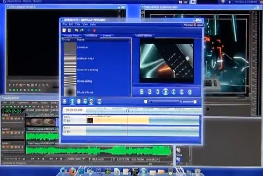 Commodore OS Vision
