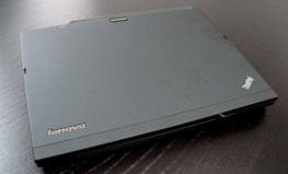 Lenovo ThinkPad X230T closed