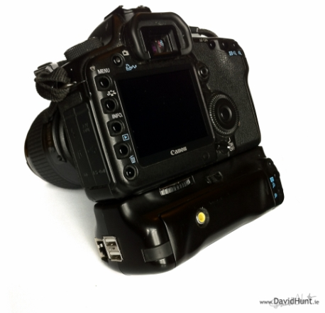 Raspberry Pi with a Canon 5D Mark II camera