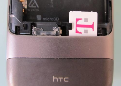 T-Mobile SIM card