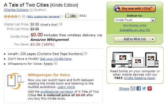Amazon free books