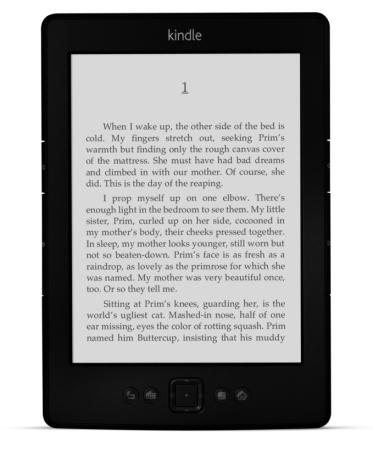 Amazon Kindle $69