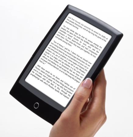 Bookeen Cybook Odyssey HD Frontlight