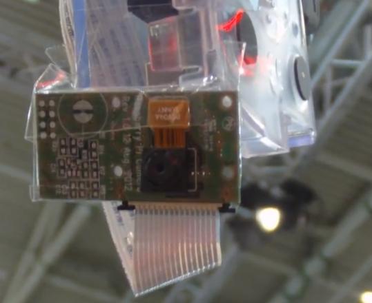 Raspberry Pi $25 camera module