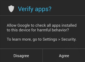 Android 4.2 security
