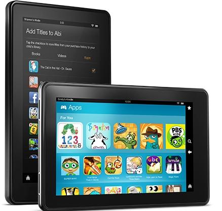 Amazon Kindle Free Time Unlimited