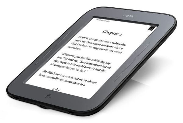 B&N NOOK Simple Touch