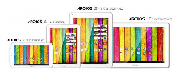 Archos Titanium