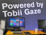 Tobii Technology's eye-tracking system lets you use your eyes as a PC mouse