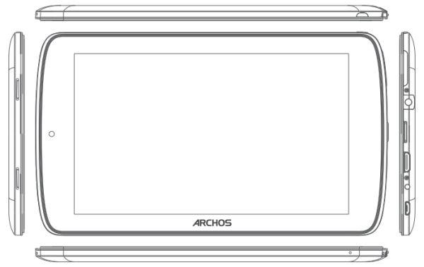 archos 70 titanium2