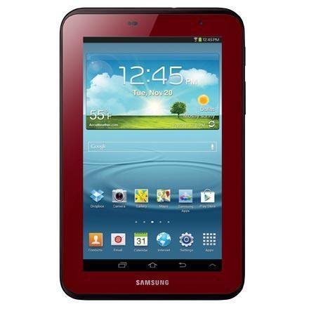 Samsung Galaxy Tab 2 (7.0) red