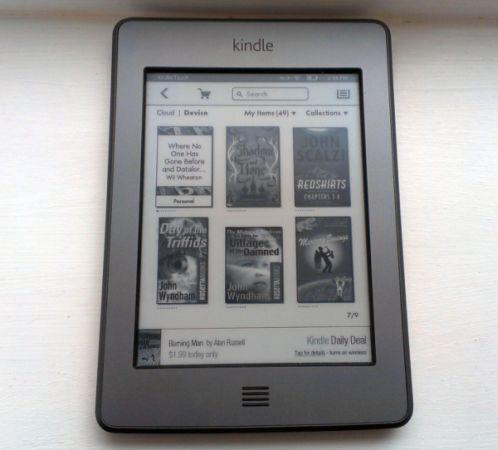 Amazon Kindle Touch 5.3.2.1