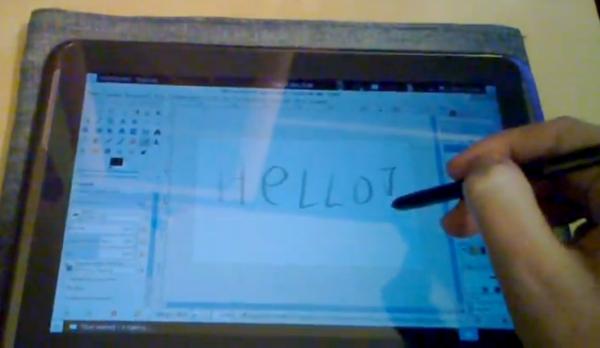 Samsung Galaxy Note 10.1 Debian