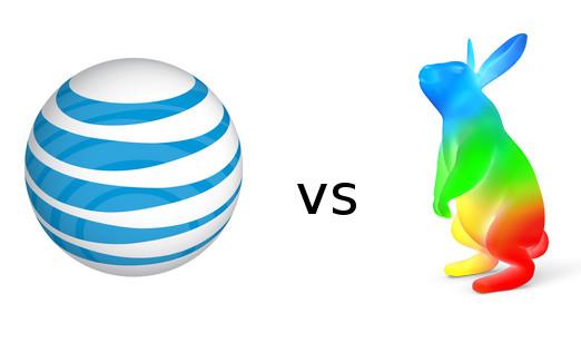 AT&T v Google Fiber