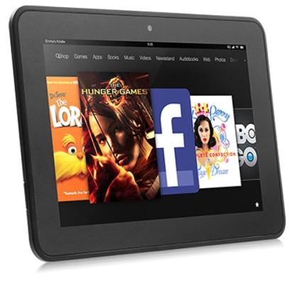 Amazon Kindle Fire 8.9