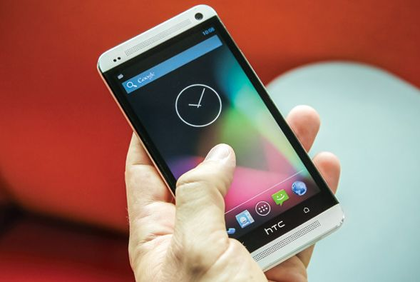 HTC One with Nexus user experience