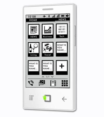Onyx E43 smartphone