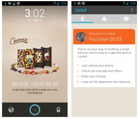 Locket no longer pays you to unlock your Android phone (App updates