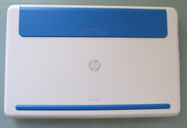 hp chromebook 11 bottom
