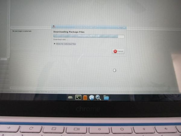 Terminal Window Chromebook