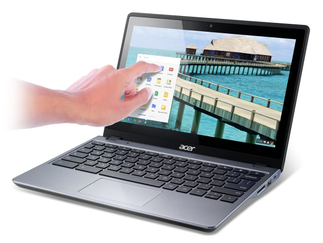 Acer C720p Touchscreen Chromebook