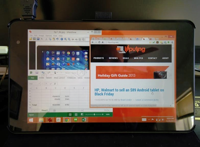 Using the Dell Venue 8 Pro tablet as a Windows 8 desktop (kind of