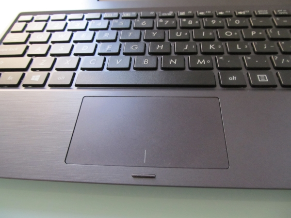 t100 touchpad