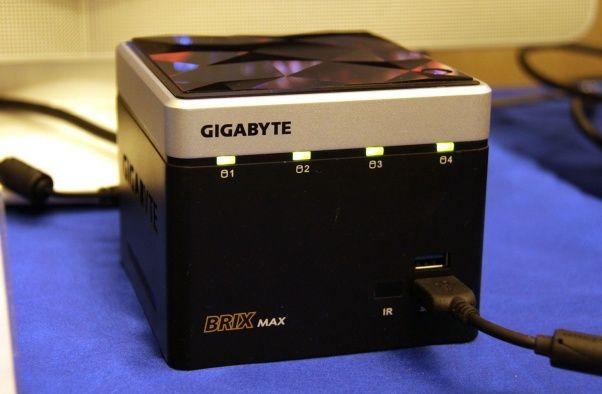 gigabyte brix max
