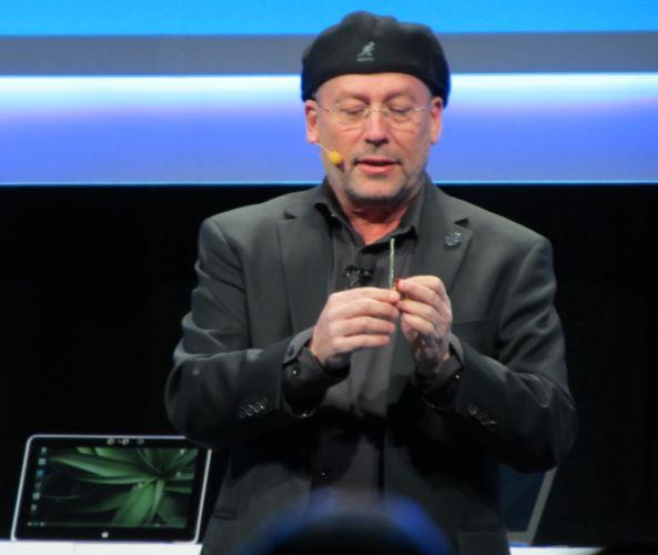 Intel RealSense: Embedded 3D camera, software for notebooks, tablets