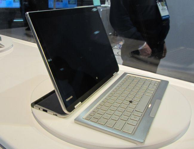 Toshiba 5-in-1 PC concept