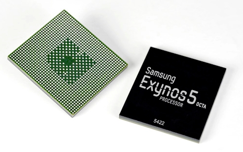 samsung exynos 5422 octa