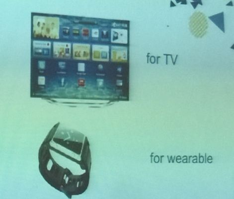 Tizen TV and wearables