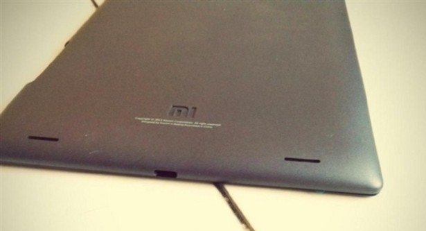 Xiaomi tablet