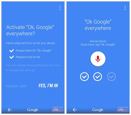 OK Google Everywhere