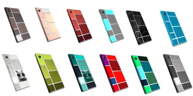 project ara colors