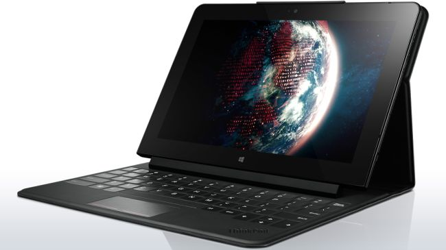 Meet the Lenovo ThinkPad 10 tablet - Liliputing