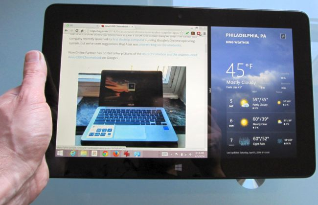 Dell Venue 11 Pro Windows tablet review - Liliputing