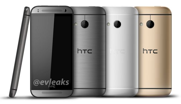 htc one mini 2 evleaks