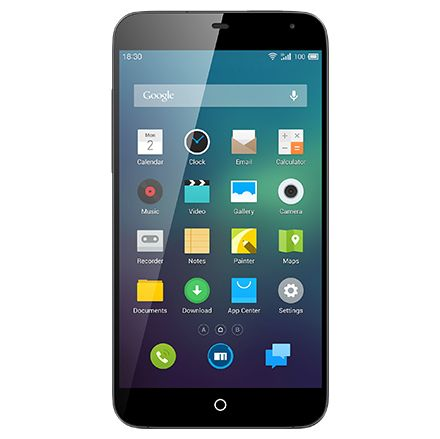 meizu mx3 black