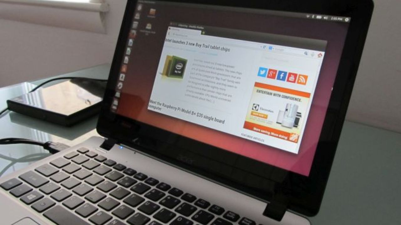 How to load Ubuntu on the Acer Aspire V11 Touch (or other