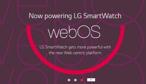 lg webos smartwatch