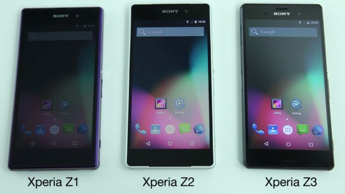 Sony is bringing Android 5 0 AOSP on the Xperia Z family - Liliputing