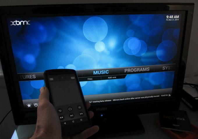 How to install XBMC/Kodi on an Amazon Fire TV Stick