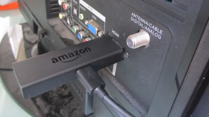 Amazon Fire TV Stick: overview of the $39 media streamer