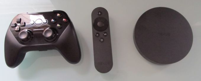 nexus player and remotes