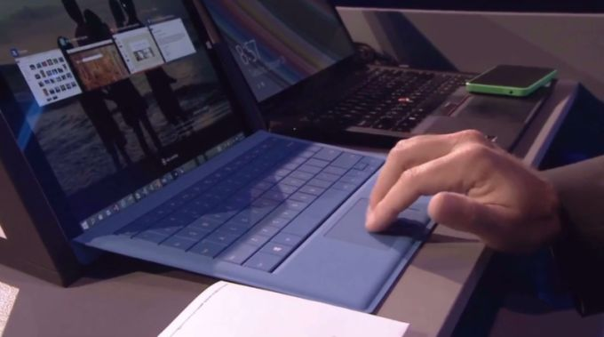 w10 touchpad