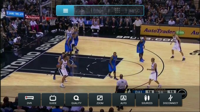 Slingplayer brings live TV to Amazon's Fire TV and Fire TV