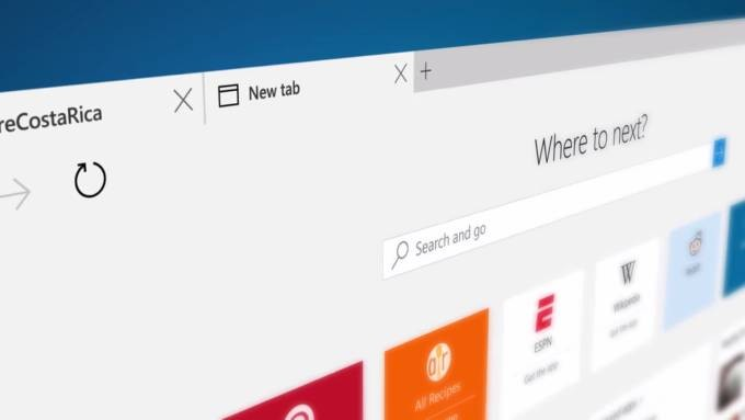 Microsoft Edge Browser won't support ActiveX, VBScript