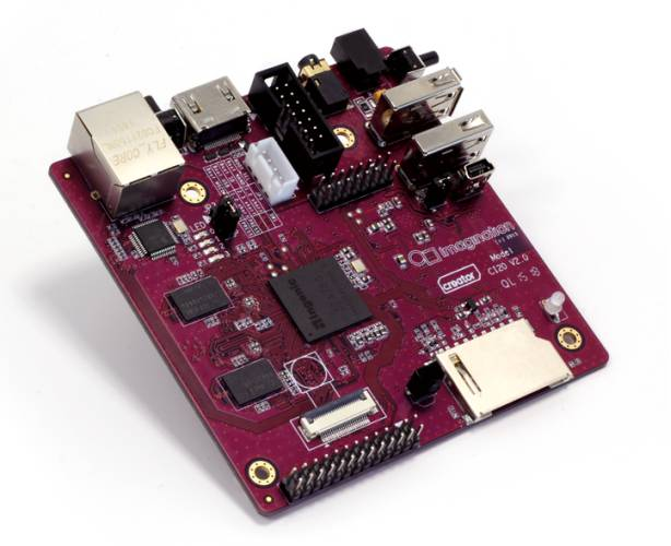 mips creator ci20 new