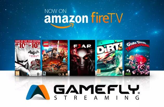 gamefly streaming amazon